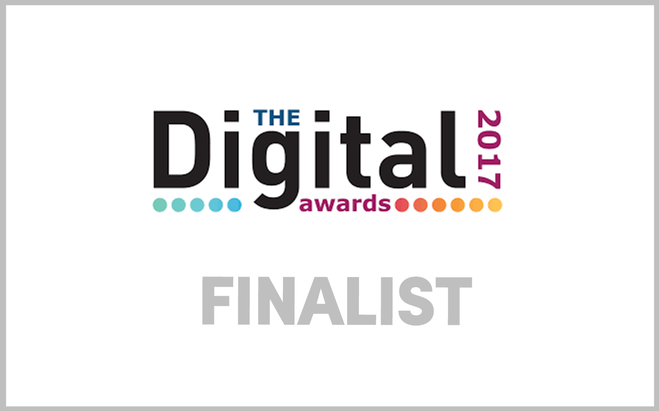 Digital Awards 2017 Finalists