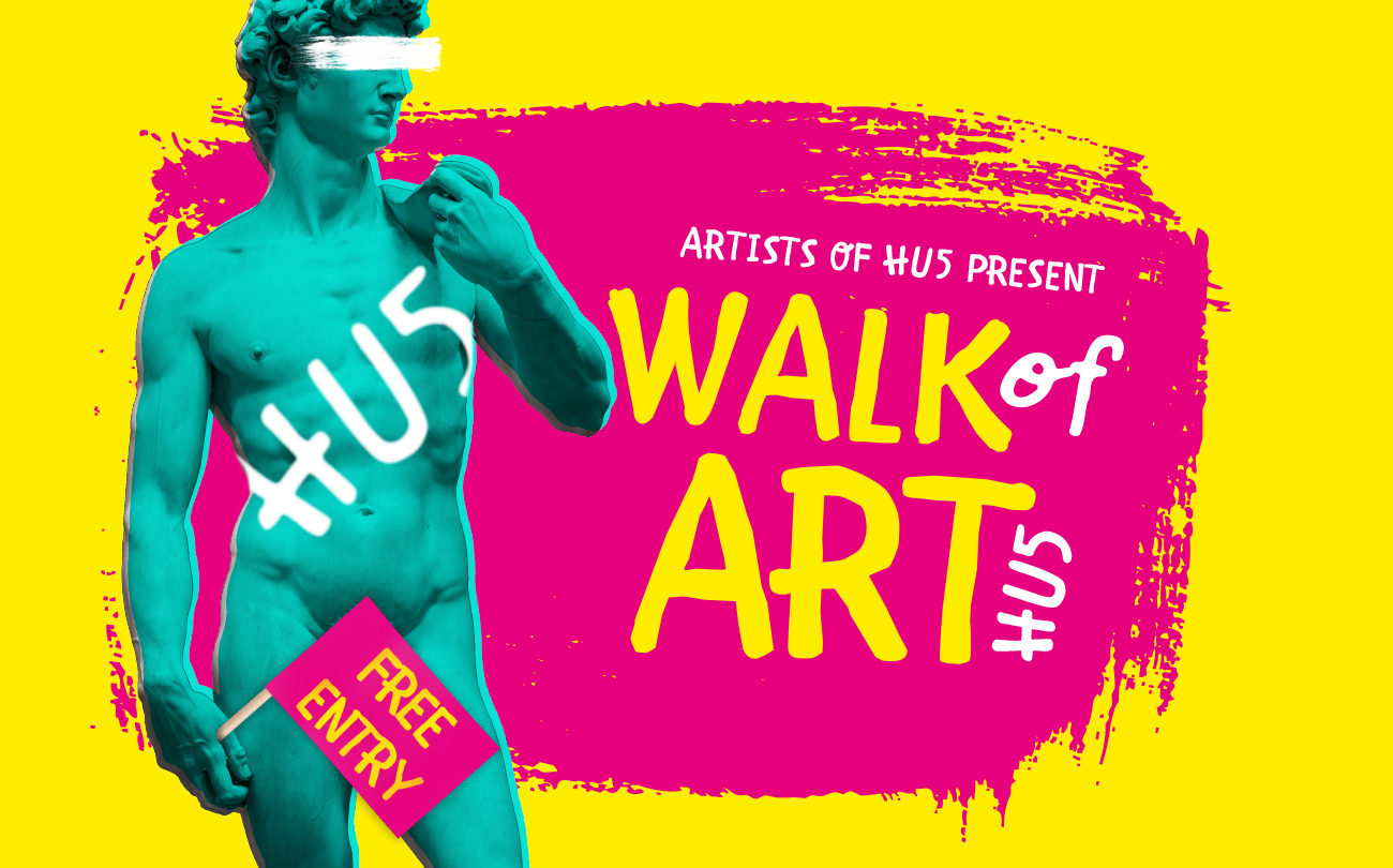 Take a 'Walk of Art' in the Avenues