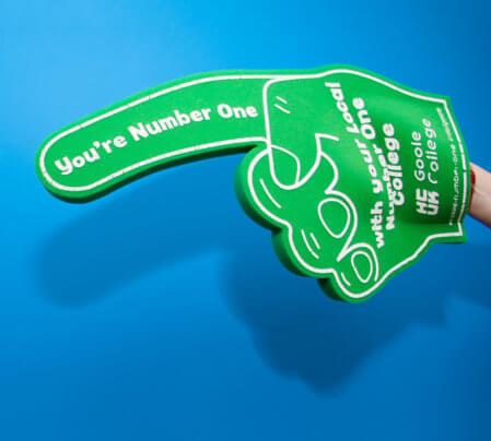 No.1 Award Winning Education Campaign.
