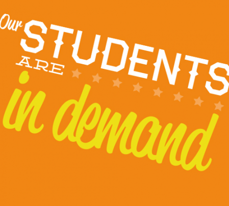Creating student demand.