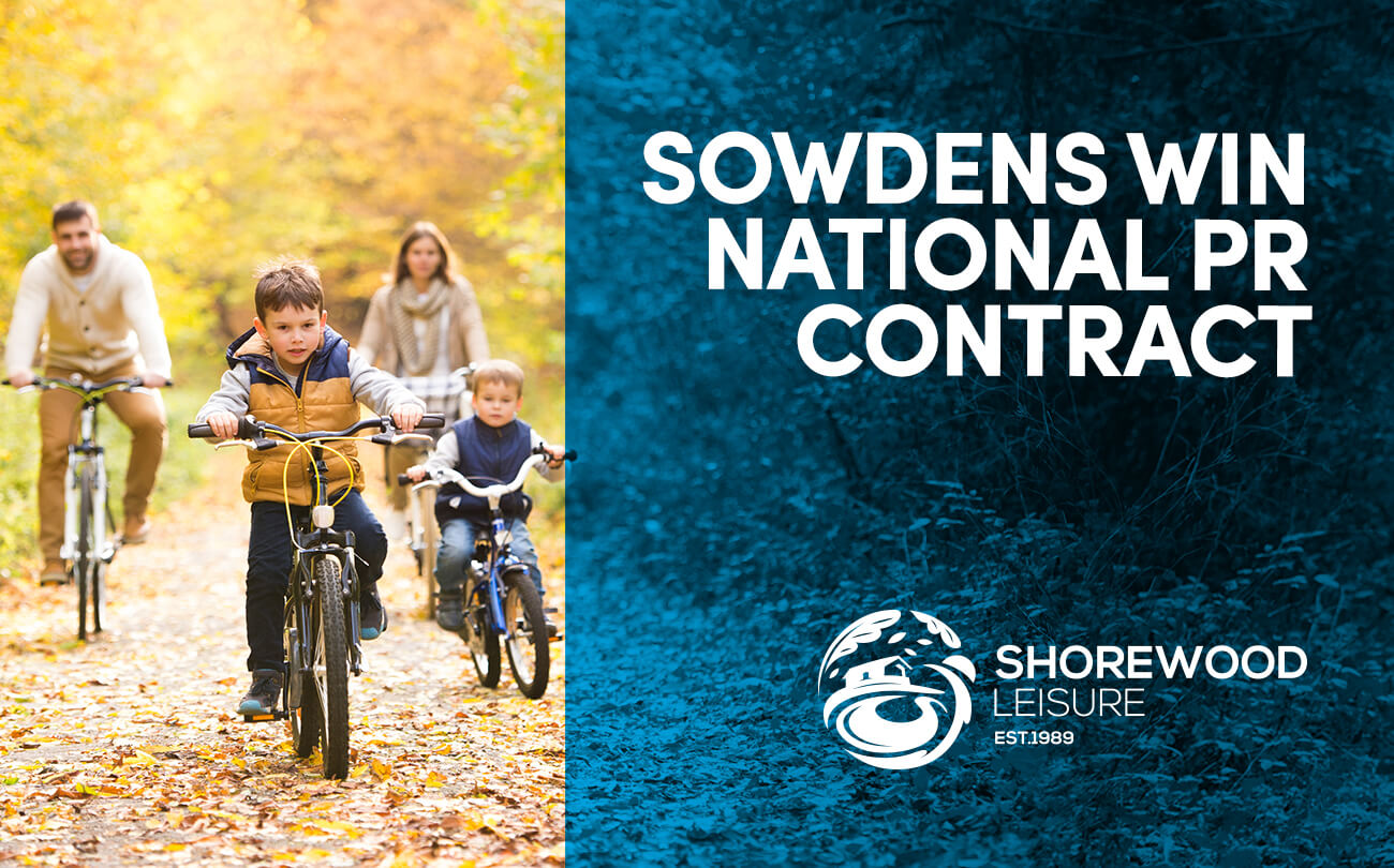 Sowdens win national PR contract
