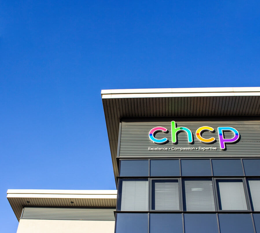 Stand out graphics bring CHCP's vision to life