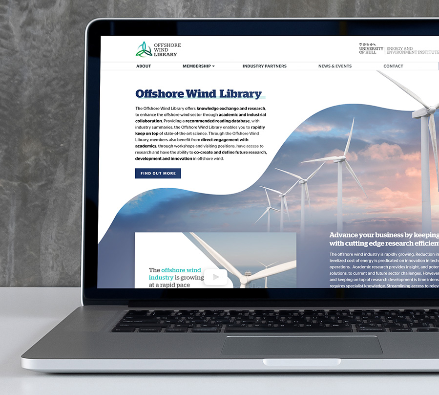 Supporting growth and innovation in UK offshore wind