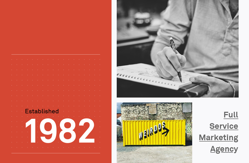 creative digital agency established in 1982