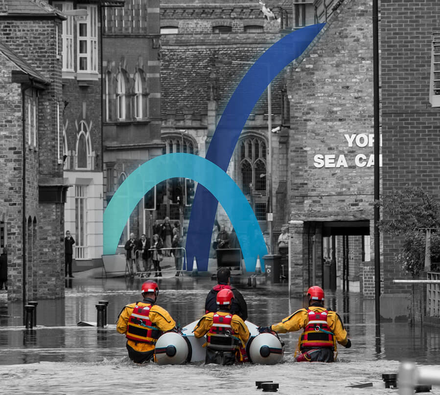 Driving innovation to combat rising flood risk