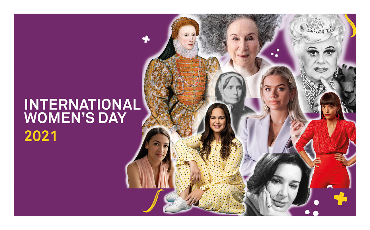 International Women's Day 2021: Celebrating women across the globe